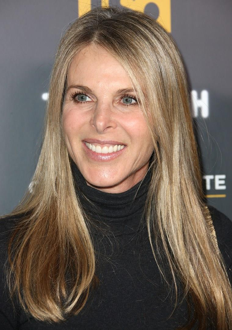 L'attrice Catherine Oxenberg