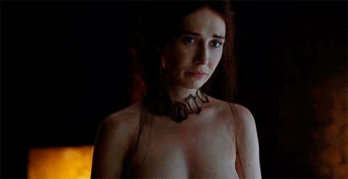 GIF di Melisandre in Game of Thrones 6