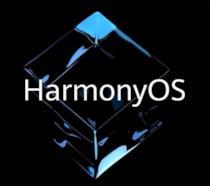 Il logo di HarmonyOS, nuovo sistema operativo di Huawei