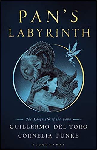 Copertina originale del libro Il labirinto del fauno