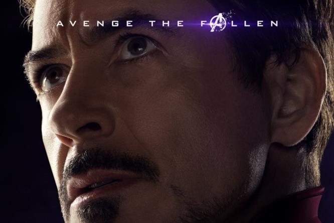 Avenger the fallen, i sopravvissuti: Iron Man