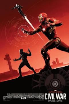 Tre Avenger alleati con Iron Man