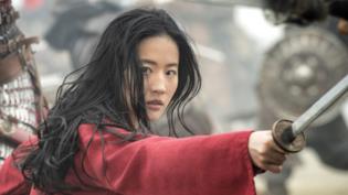 Yifei Liu nel remake live-action di Mulan