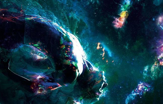 Viaggio tra dimensioni in una concept art di Doctor Strange
