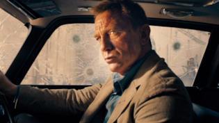 Un'immagine di Daniel Craig in No Time To Die