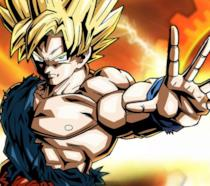 Goku Super Saiyan sulla cover del primo Dragon Ball Xenoverse
