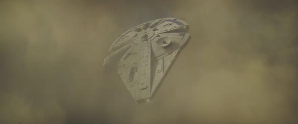 Il Millennium Falcon