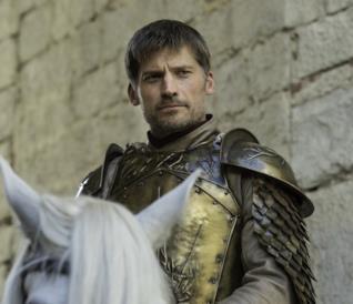 Jamie Lannister, uno dei personaggi di Game of Thrones
