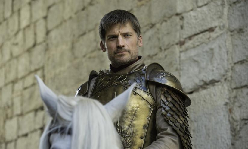 Jamie Lannister, uno dei personaggi di Game of Thrones