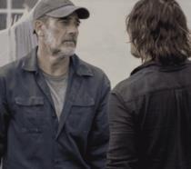 The Walking Dead: Negan con Daryl