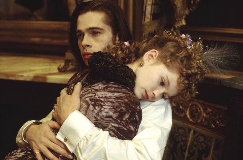 Louis e Claudia in una scena di Intervista col vampiro
