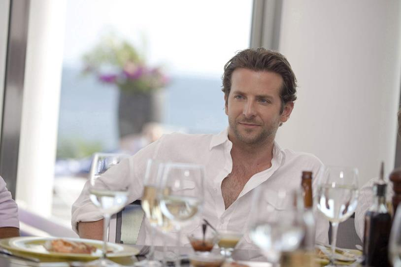 Bradley Cooper in una scena del film Limitless