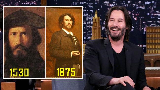 Keanu Reeves e il MEME sulla sua immortalità