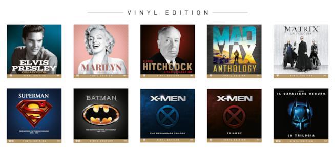 Le Vinyl Edition di Warner Bros.