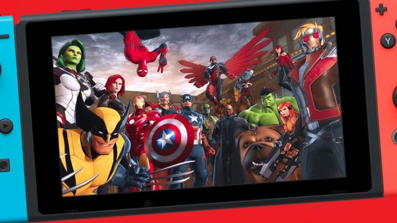 Marvel Ultimate Alliance 3 esce il 19 luglio 2019 solo su Switch