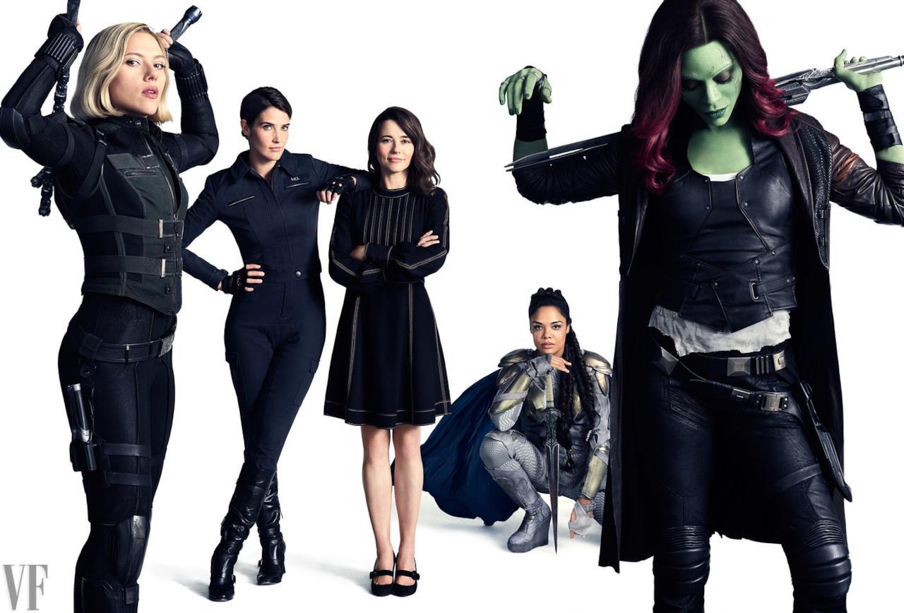 Le donne più letali del Marvel Universe
