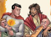 La copertina, disegnata da Amanda Conner, del primo numero di Second Coming