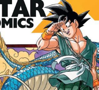 Star Comics celebra 30 anni in compagnia di Dragon Ball