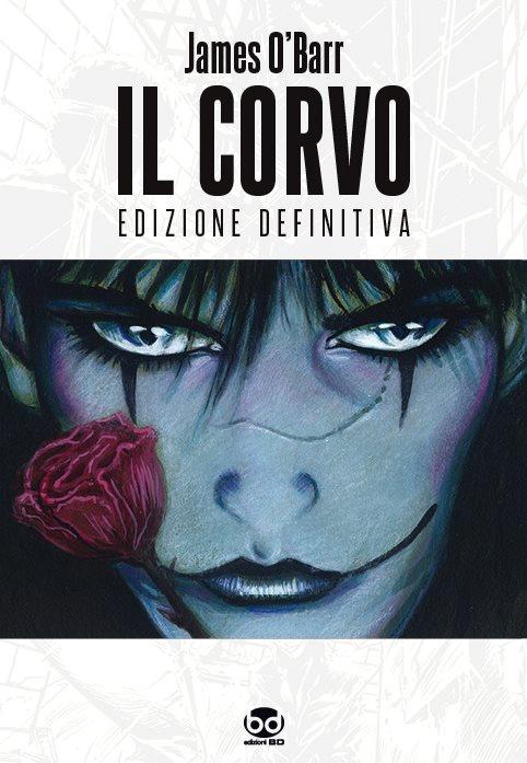 copertina de Il Corvo