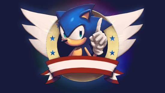 Le scarpe Puma a tema Sonic sono un trionfo di pixel