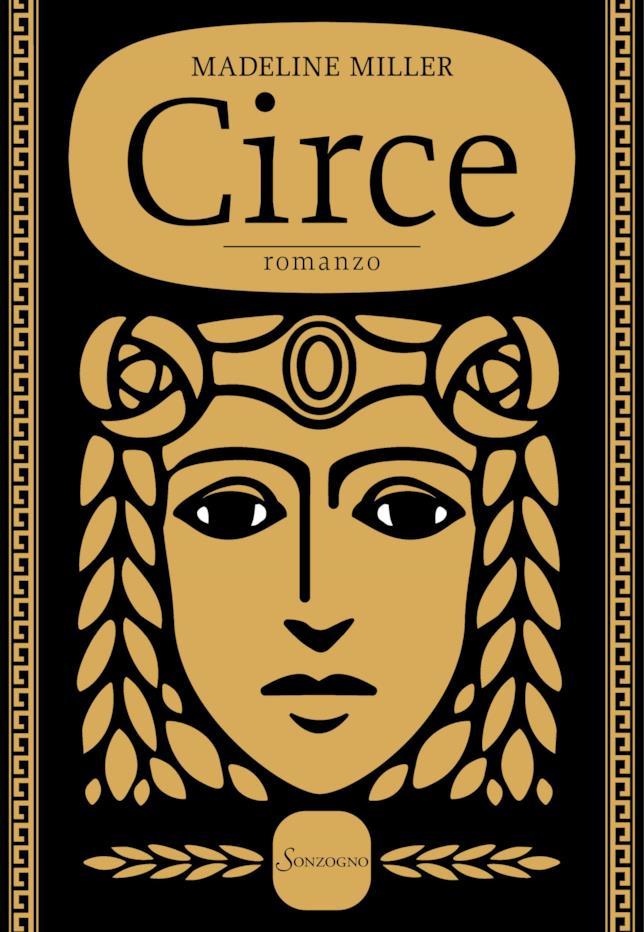 La copertina di Circe