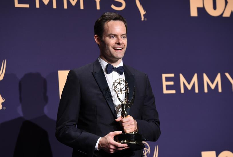 Bill Hader vince agli Emmy 2019