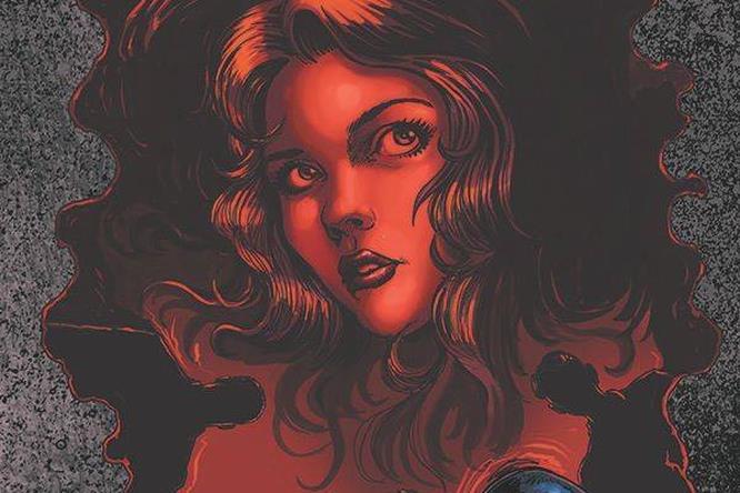 La copertina del numero 1 della miniserie The Boys: Dear Becky