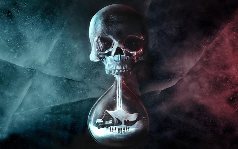 La cover ufficiale di Until Dawn