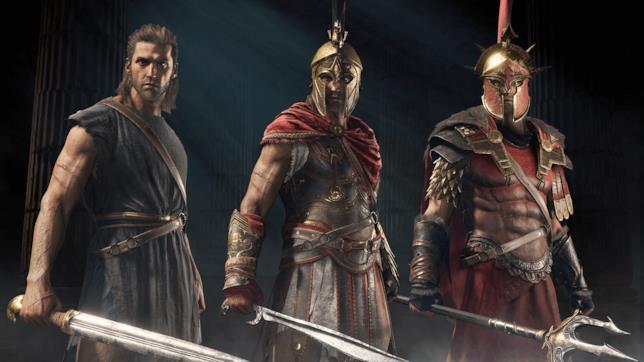Assassin's Creed: Odyssey. I protagonisti