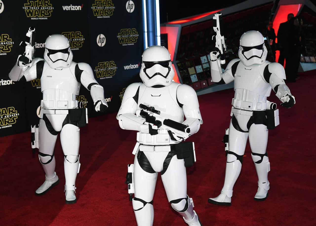 Stormtrooper di Star Wars: Il Risveglio della Forza