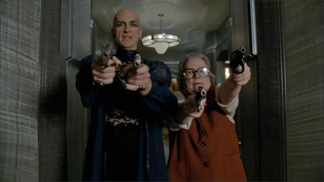 American Horror Story: Hotel - Episodio 10: Lei si vendica