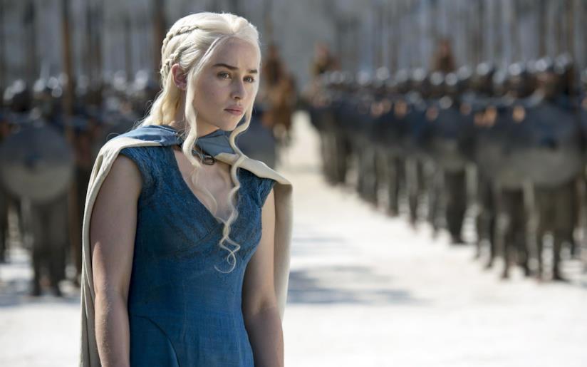 Daenerys, tra i protagonisti di Game of Thrones 8