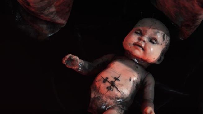 L'inquietante bambola vista nei due trailer di Death Stranding