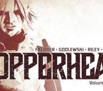 Cover di Copperhead Vol.1: Un nuovo sceriffo in città