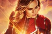 Poster RealD 3D di Captain Marvel