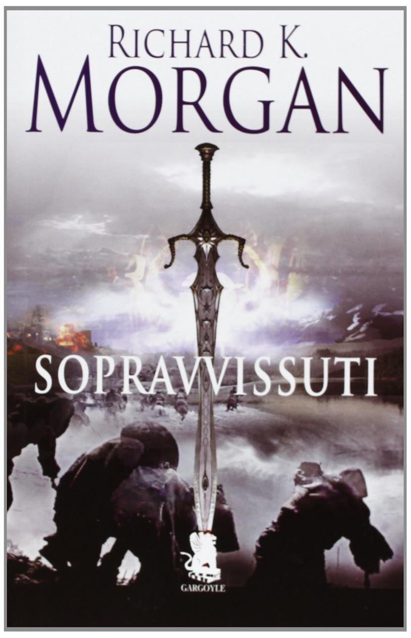 La copertina italiana di Sopravvissuti