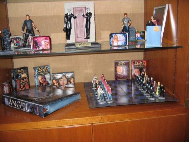 Buffy da collezione