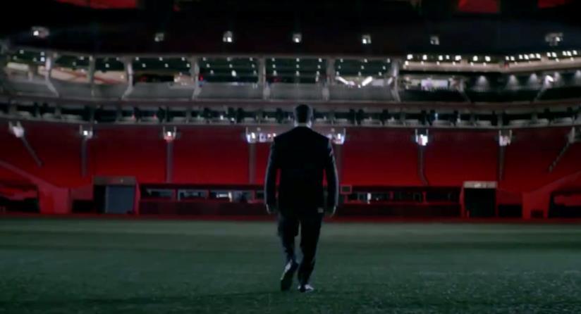 Jordan Peele in una immagine dal teaser trailer del reboot di The Twilight Zone