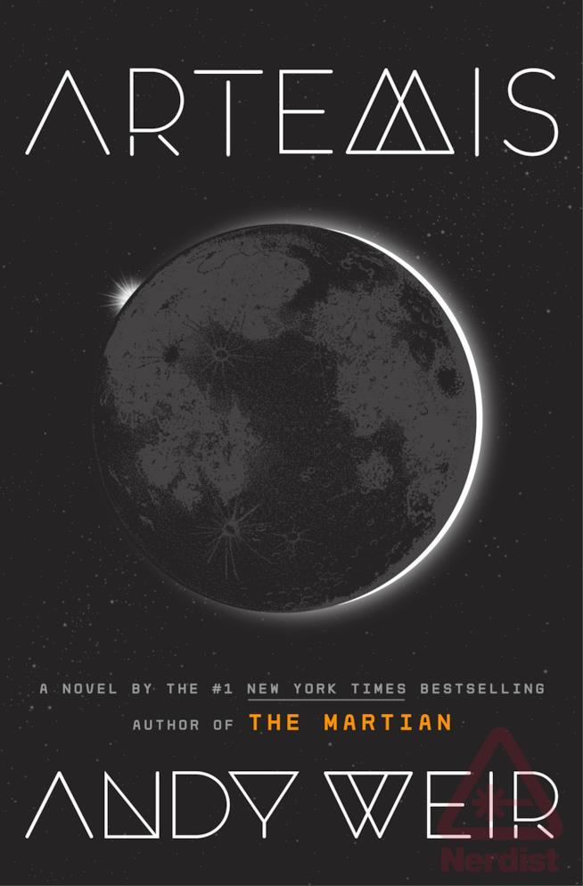 La copertina di Artemis