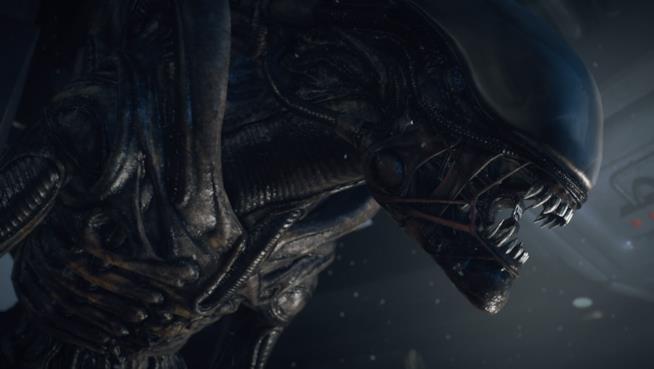 Alien, la forma extra-terrestre più temibile del cinema