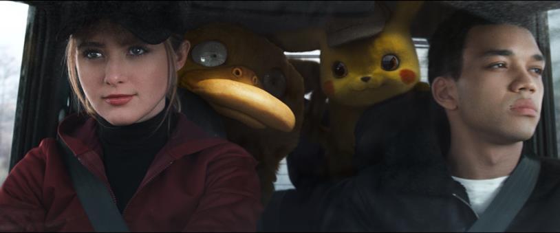 Cast Pokemon