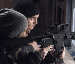 Carrie e Quinn trovano la spia di Dar Adal