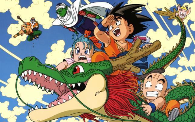 Dragon Ball di Akira Toriyama