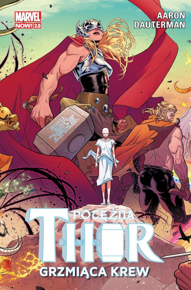 Il primo fumetto della serie The Mighty Thor