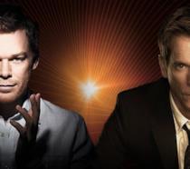 Tutto il cast di Fox Crime in un corto con Kevin Bacon