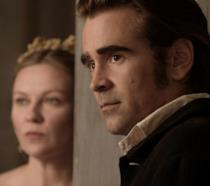 Colin Farrell e Kirsten Dunst ne L'inganno