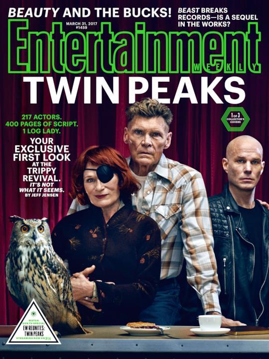Altri attori di Twin Peaks su EW