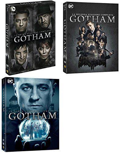 Gotham - Stagioni 1-3 - Home Video