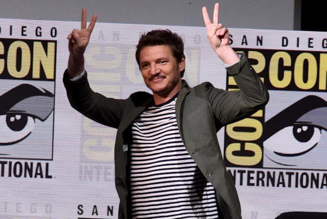 Pedro Pascal al Comic-Con