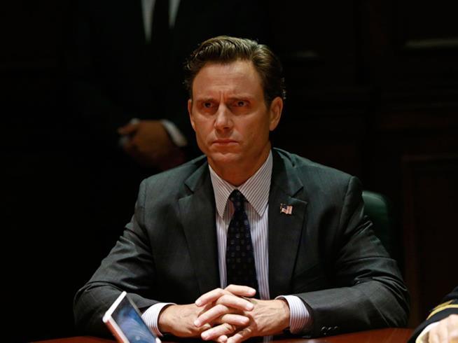 Fitz, il Presidente degli USA in Scandal